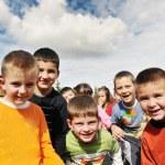 Preschool kids — Stock Photo #8712925