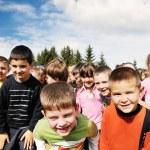 Preschool kids — Stock Photo #8712927