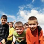 Preschool kids — Stock Photo #8712935