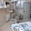 Surgery room indoor — Stock Photo