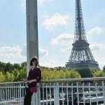 Paris trip — Stock Photo #9527875