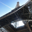 Eiffel tower in paris at day — Stock Photo #9528314