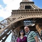 Paris trip — Stock Photo #9528427