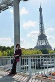 Paris trip — Stockfoto