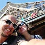 Paris trip — Stock Photo #9531355