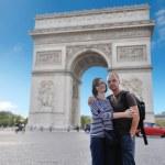 Paris trip — Stock Photo #9532349