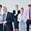 Business group on meeting — Stock Photo #9677721