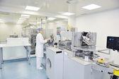 Medicinsk fabriken och produktion inomhus — Stockfoto