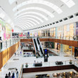 Interior of a shopping mall — Stock Photo #9980320