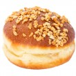 Doughnut berliner — Stock Photo