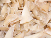 Dried shark fins — Stock Photo