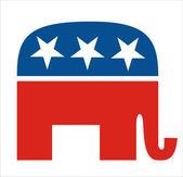 Republicans — Stock Photo