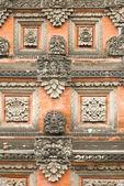 巴厘岛的体系结构 — 图库照片