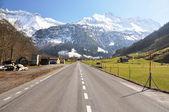 Elm region, Switzerland — Stock Photo