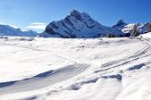 браунвальд, швейцария — Стоковое фото