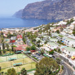 Los Gigantes. Tenerife island, Canaries — Stock Photo