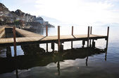 Lake of Zug, Switzerland — Stock Photo