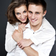 Young couple — Stock Photo #8049420