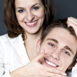 Young couple — Stock Photo #8049425