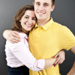 Woman and man together — Stock Photo #8735485