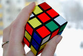 Rubik Cube — Stock Photo