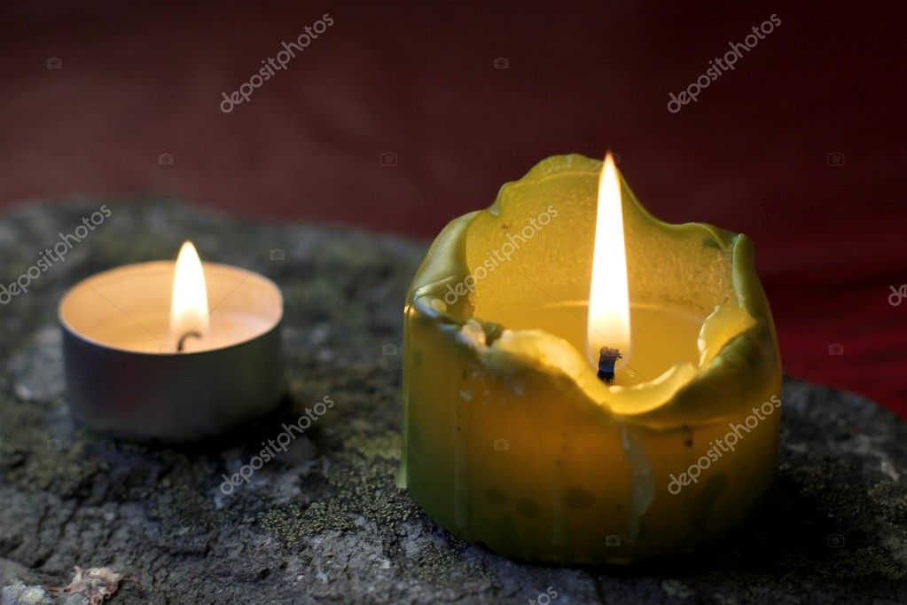 Candles  Stock Photo #8039933