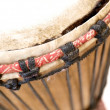 Stock Photo: Djembe Drum