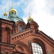 Uspenski Cathedral — Stock Photo