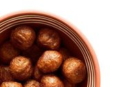 Soy meatballs — Stock Photo