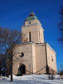 Sveaborgs kyrka — Stockfoto