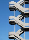 Emergency stairs — Stock Photo
