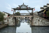 River village Tongli — Stock Photo