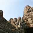 Ruins of the temples, Angkor Wat, Cambodia - Stock Photo