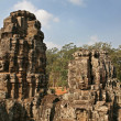 Ruins of the temples, Angkor Wat, Cambodia — Stock Photo #9996628