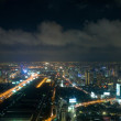 City by night - Stock fotografie