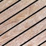 Wood (boat floor) — Stock Photo #10021486