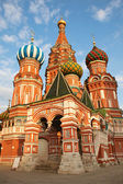 St. Basils Cathedral — Stock Photo