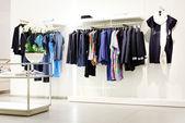 Estante de la ropa — Foto de Stock