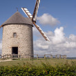 Ancient traditional windmill — Stock fotografie #8974955