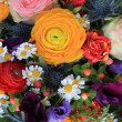 Stock Photo: Summer flower bouquet