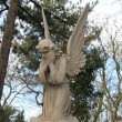 Guardian Angel grave monument — 图库照片