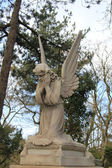 Guardian angel graf monument — Stockfoto