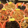 Stock Photo: Olives on market in Provence