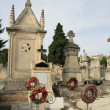 Old cemetery in the Provence, France — Stock Photo