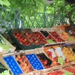 Fruit and vegetables on a French market - Stock fotografie