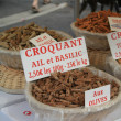 French biscuits on a market — Foto Stock