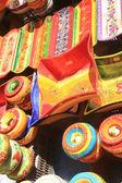 Keramika na francouzském trhu — Stock fotografie