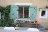 Window in the Provence, France — Stock Photo