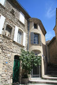 Village street in the Provence — Stock Photo