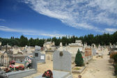 Old cemetery in the Provence, France — Foto de Stock